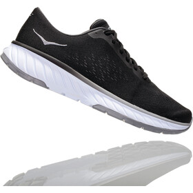 Hoka One One Cavu 2 Running Shoes Dame black/white